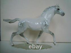12 HUTSCHENREUTHER-ROSENTHAL THOROUGHBRED HORSE JAZDA PORCELAIN FIGURINE Werner