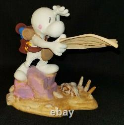 1994 BONE Cartoon Dark Horse Comics Randy Bowen 90s vtg Porcelain Statue Figure