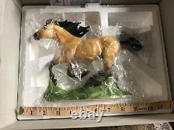 2002 Breyer Horse SPIRIT Stallion of the Cimarron Porcelain