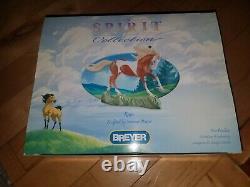 2002 Breyer Porcelain Horse #8201 Rain Mare Spirit Stallion Cimarron Very Nice