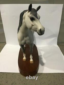 Beautiful Beswick Connoisseur Series Arab Horse