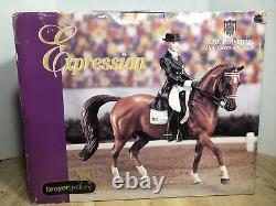 Breyer Gallery Expression USET Olympic Disciplines Series Premier Edition NIB