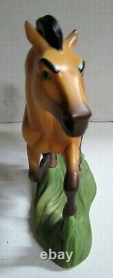 Breyer Spirit Stallion of the Cimarron Collection Porcelain Spirit #8200 with COA
