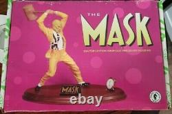 Dark Horse Comics The Mask Limited Edition Cold Cast Porcelain Brand new