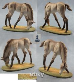 Foal horse porcelainfigurine figurine Kaiser perfect porcelain