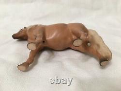Hagen Renaker Designer Workshop Horse Shetland Pony Figurine Wrangler 1953