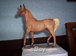 Hagen Renaker Limited Edition Chestnut Arabian Mare ZARA Horse Figurine #87
