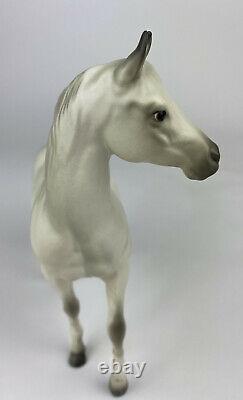 Hagen Renaker Limited Edition Chestnut Arabian Mare ZARA Horse Figurine READ DIS
