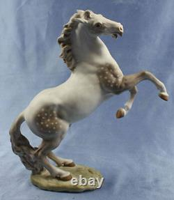 Horse porcelain Hutschenreuther figurine porcelainfigurine pferd granget 1970