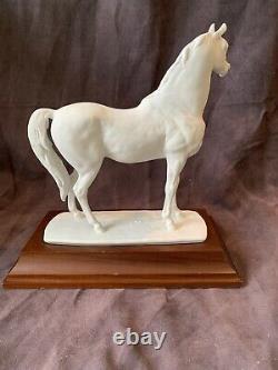 KAISER Porcelain Large RARE Standing Horse Ltd Ed GAWANTKA
