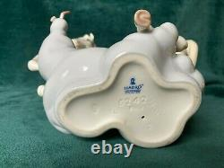 LLADRO Winged Companions Figurine Pegasus Horse Bird Porcelain