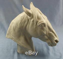 Large horse araber head porcelain rosenthal figurine pferdekopf 1938