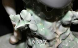 Lladro Large 18 Woman Riding Horse Porcelain Gloss Finish Figurine #4516 in Box