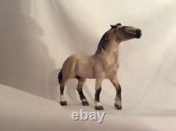 Pour Horse Collier Mini Custom glaze by Adalee Velazquez Hude