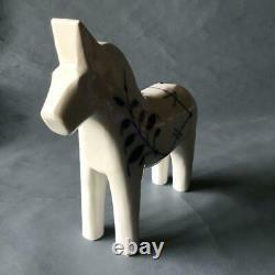ROYAL COPENHAGEN Porcelain Horse figurine 12517cm Amulet ornament NO BOX