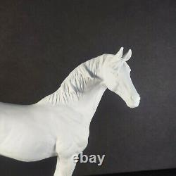 Rare Vintage'Asta' Kaiser Porcelain Horse No. 643- Signed By WOLFGANG GAWANTKA