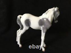 Royal Copenhagen Pinto Paint Horse Foal Figurine