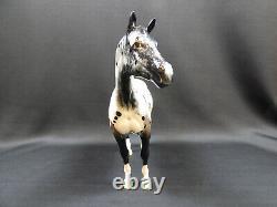 Royal Doulton Appaloosa Horse Figurine Glossy Finish