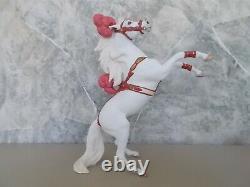 Vintage 1996 Breyer LE Circus Ponies in Costume Fine Porcelain Kathleen Moody