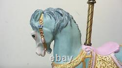 Vintage CYBIS Ltd. Ed. Carousel Horse Figurine, #62921