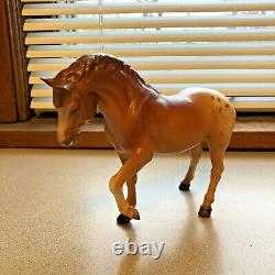 Vintage Hagen-Renaker B-749 Appaloosa Love 4.75 Horse Figurine Maureen