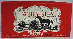 Wade Horses, Whimsie Set 5 Rare, 1956 Complete Set Of 4 With Box