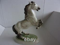 Wien Keramos Austria Porcelain Horse MINT